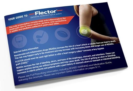 flector patient brochure